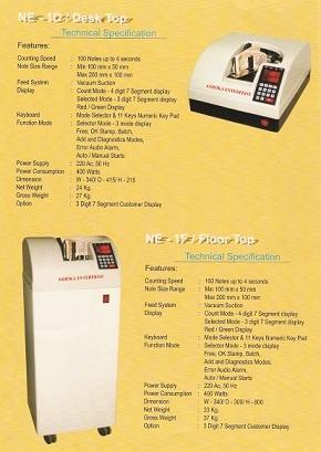 Note Counter Machine
