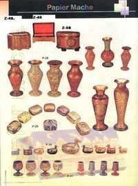 paper mashie of kashmir