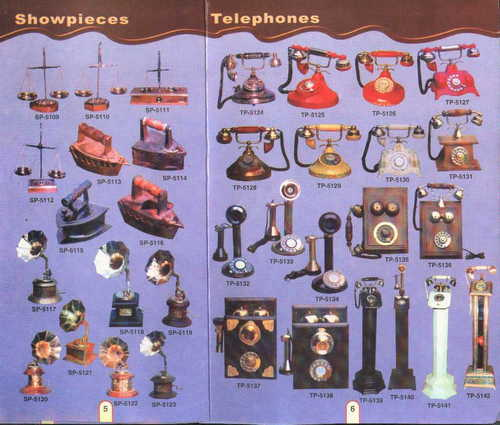 gramaphones and telephone of india
