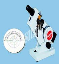 Lensmeter Corona Target
