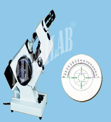 Lensmeter (Corona Cross Target)