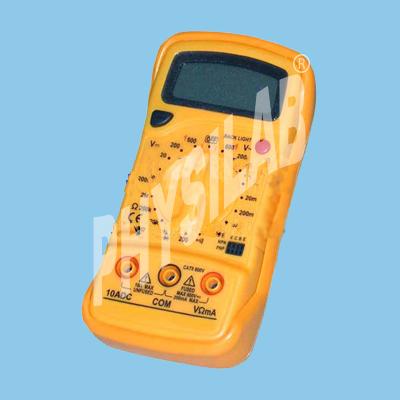 Multimeter Digital LCD - Deluxe