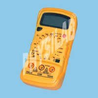 Multimeter Digital LCD - Deluxe