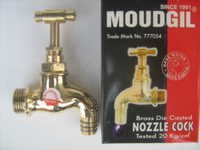 Brass Die Casted Nozzle Cock