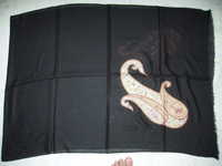 shabanoo patch work pashmina