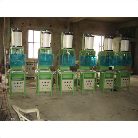 Pneumatic Single Action Transfer Molding Machine