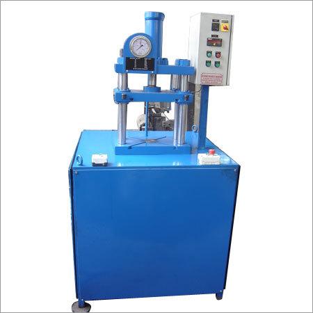 Guided Platen Pillar type Hydraulic Press