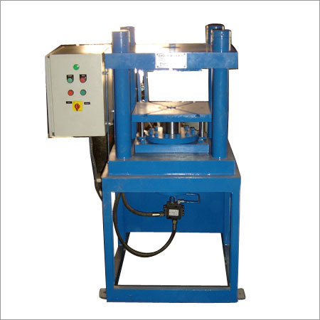 Guided Platen Pillar type Up stroke Hydraulic Press