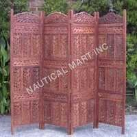 HLEAF WOODEN SCREEN
