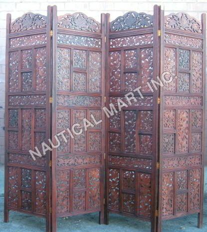 Beautiful Decorative Wooden Screen