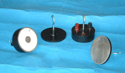 Iron Clad Electromagnet