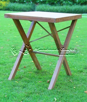 Indian Luxury Furniture Folding Table