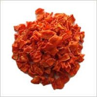 Dry Carrot Flakes