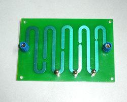 Laboratory Faraday'S Plate