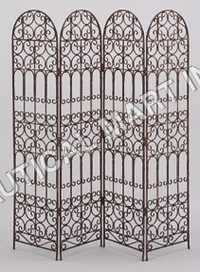 IRON WOODEN SCREEN