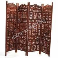 Natural Divider Wooden Screen