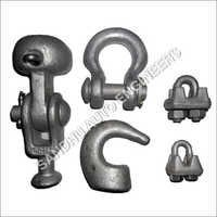 Pole Line Hardware Shackle