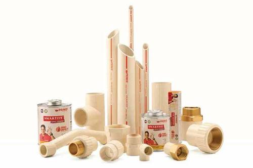 Prince Smartfit Cpvc Pipe Fittings