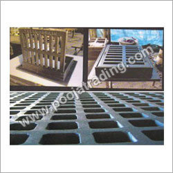Thermodrain FRP Gratings