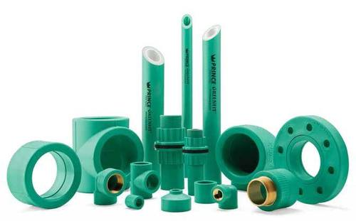 PRINCE GREENFIT PPR PLUMBING PIPE & FITTING
