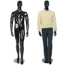 Gents Mannequins