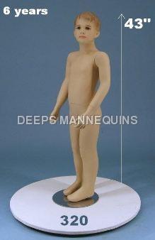Kid Mannequins