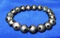 Black Obsidian Round Beads