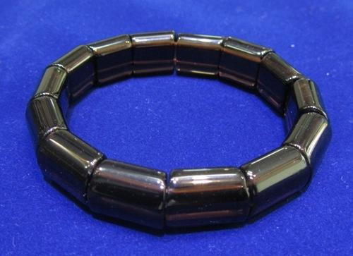Black Obsidian Fancy Shape Beads
