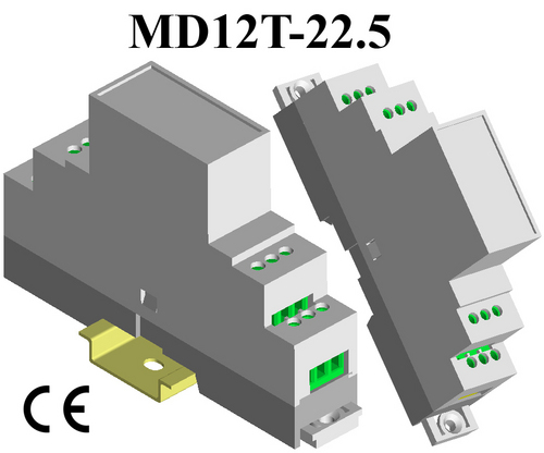 Din Rail Module Enclosure 110*74*22.5