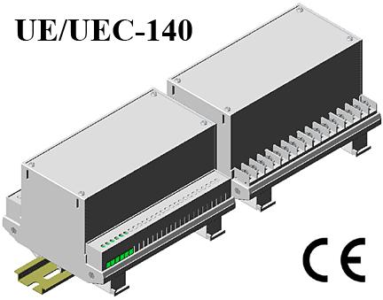 Din Rail Module Enclosure 112*88*145
