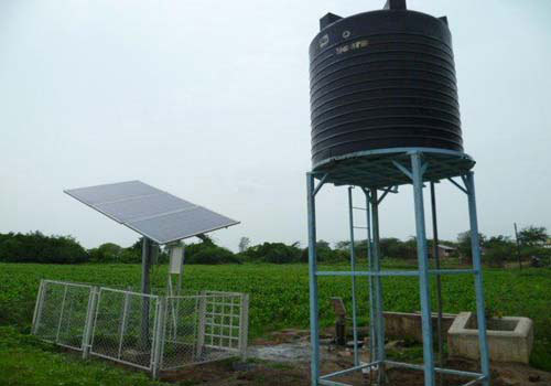 Solar DC Pump as per MNRE Specification