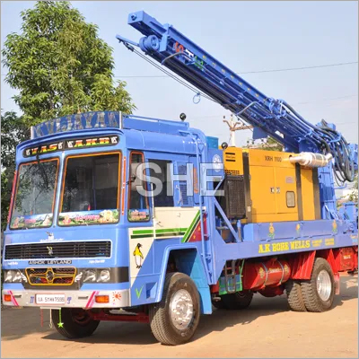 Hydraulic Drilling Rigs