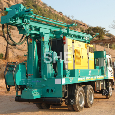 Industrial Water Well Drilling Rigs