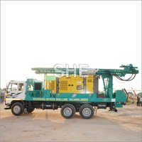 Water Well Tractor Mounted Drilling Rigs