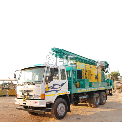Industrial Drilling Rigs