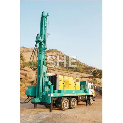 Water Well Drilling Rig - SENDHUR HYDRAULICS, 166-A, P N