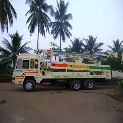 Water Well Drilling Rigs Auto Loader