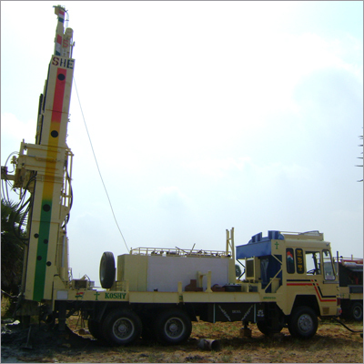 Auto Loader Water Well Rigs
