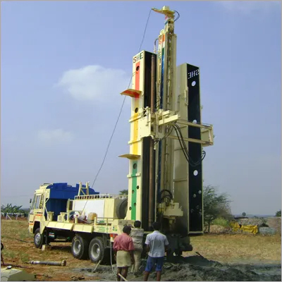 Auto Water Well Rigs