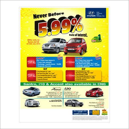 Promotional Leaflet Printing