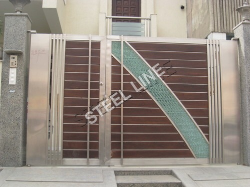 Stainless Steel Gates & Grills