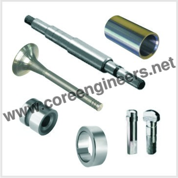 SS Alloy Spares