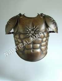 Greek Style Emblem Body Armour Set