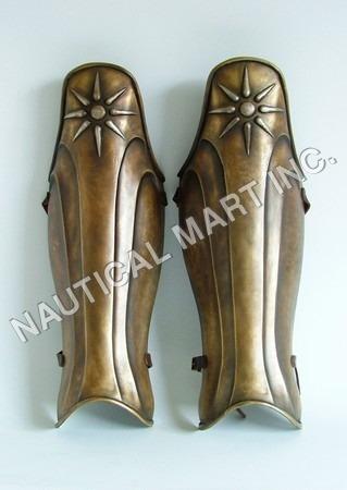 Medieval Greek Leg Guard