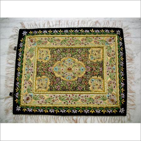 Antique Jewel Carpet Wall Hanging