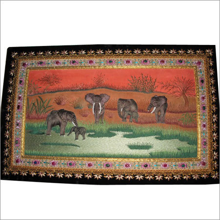 Elephants Wall Hanging