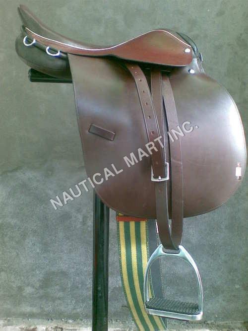 Nautical Saddle
