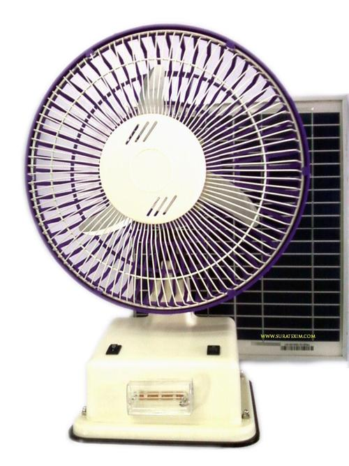 DC Table Rechargeable Fan
