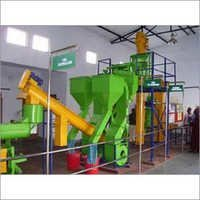 Sunflower Dehulling Machine