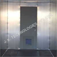 Aluminium Lined Container